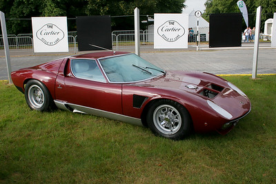 1967 Lamborghini  Miura Jota
