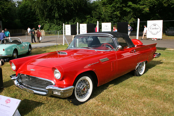 1957 - Ford Thunderbird