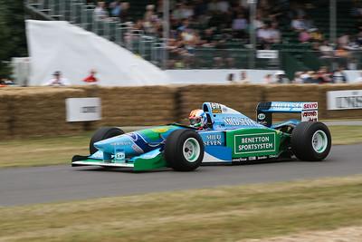 1995 - Benetton-Renault B195