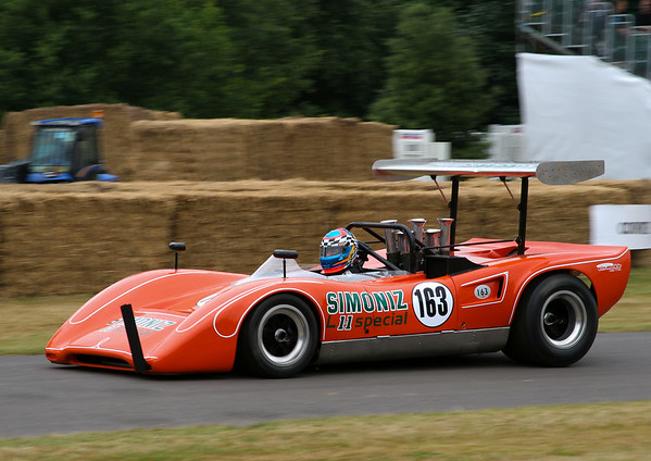 1971 - Lola-Chevrolet T16A