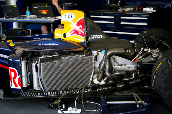 2005 - Red Bull-Cosworth RB1