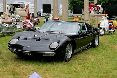1969 - Lamborghini Miura P400S