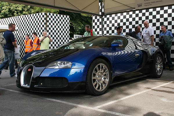 2006 - Bugatti Veyron 16.4
