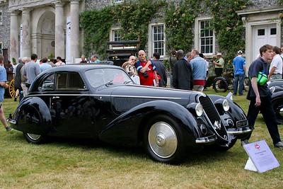 1937 - Alfa Romeo BC 2900B Touring