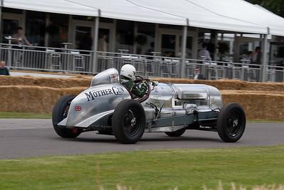 1936 - Bentley Special 'Old Mother Gun'
