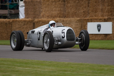 1936 - Auto Union Type D (Nick Mason)