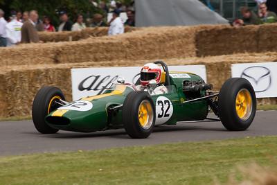 1963 - Lotus-Climax 25