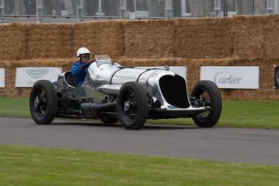 1933 - Napier-Railton 24 litre W12