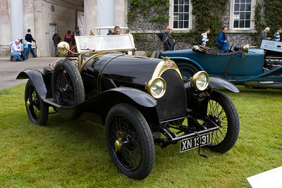 1913 - Bugatti Type 18 `Black Bess'