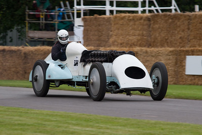1923 - Thomas Special 'Babs' Land Speed Record Car