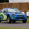 2001 Subaru Impreza WRC