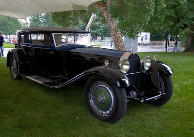 1932 - Bugatti Type 41 Royale `Kellner Coach'