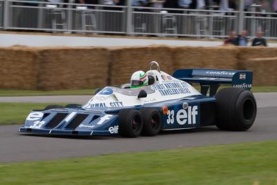 1977 - Tyrrell-Cosworth P34