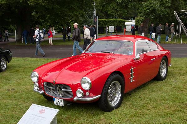 1954 - Maserati A6GCS Zagato