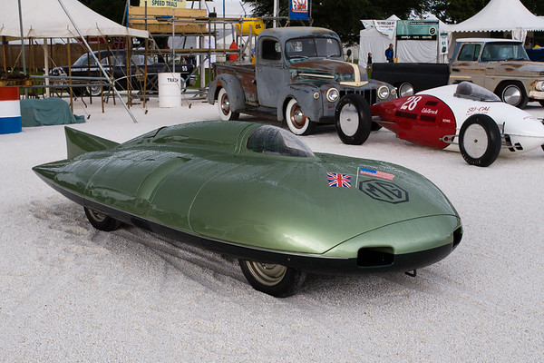1959 - MG EX181 `Roaring Raindrop'