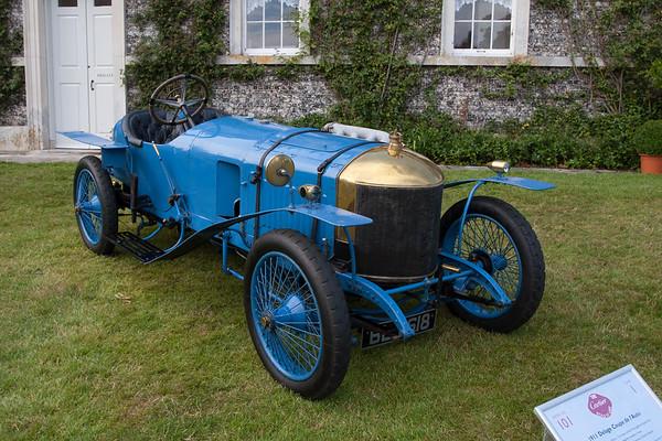 1911 - Delage Coupe De L 'Auto