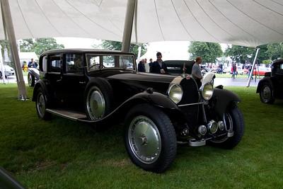 1933 - Bugatti Type 41 Royale `Park Ward Limousine'