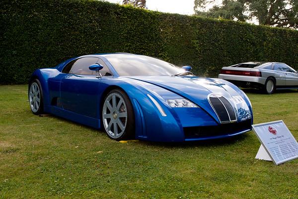 1999 - Bugatti Chiron 18.3