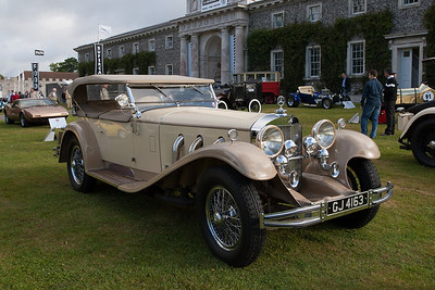1930 - Mercedes-Benz 38/250 Tourer