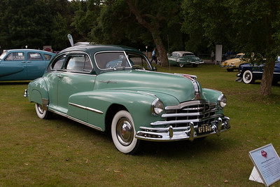 1948 - Pontiac Streamliner Deluxe