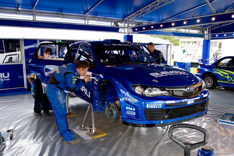 2008 - Subaru Impreza WRC