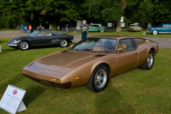1974 - De Tomaso Pantera Series ll Prototype