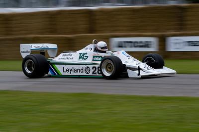 1980 - Williams-Cosworth FW07 (Anthony Reid)