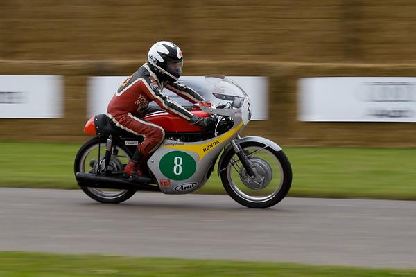 1962 - Honda RC163