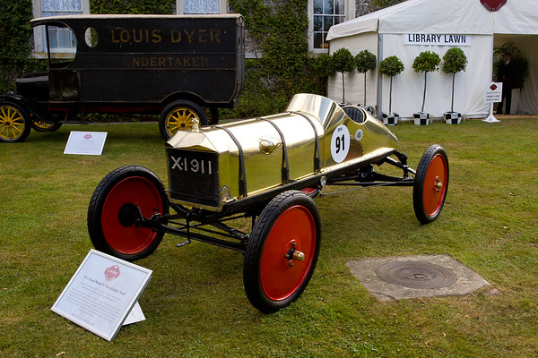 1911- Ford Model T 'The Golden Ford'