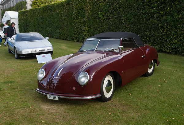 1948 - Porsche 356 'Gmund-Beutler' Cabriolet