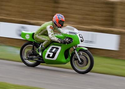 1972 - Kawasaki H2R