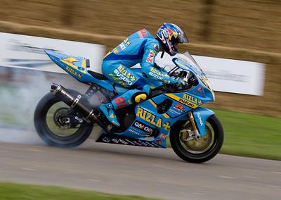 2008 - Suzuki GSX-R1000 (Cameron Donald)