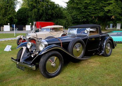 1927 - Mercedes-Benz 680S Torpedo Roadster