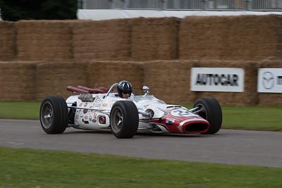 1966 - Lola-Ford T90 (Damon Hill)