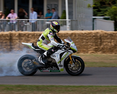 2009 - Honda CBR1000RR Fireblade