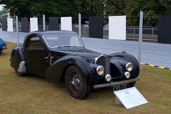 1937 - Bugatti Type 57S Atalante