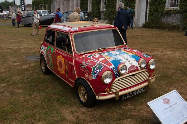 1966 - Austin Mini Cooper 'Tantric'