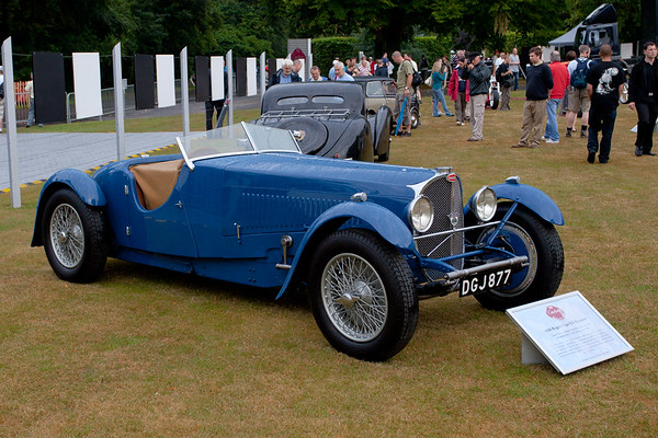 1936 - Bugatti Type 57S Roadster