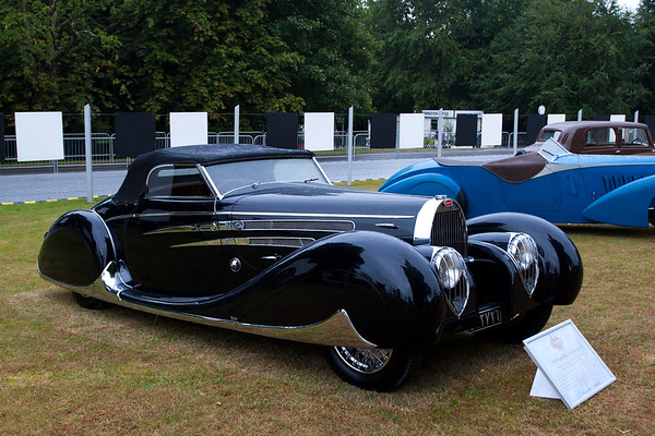 1939 - Bugatti Type 57C Cabriolet