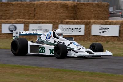 1978 - Williams-Cosworth FW06