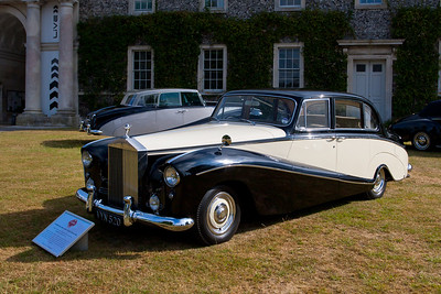 1958 - Rolls-Royce Silver Cloud 1 `Empress Siam'