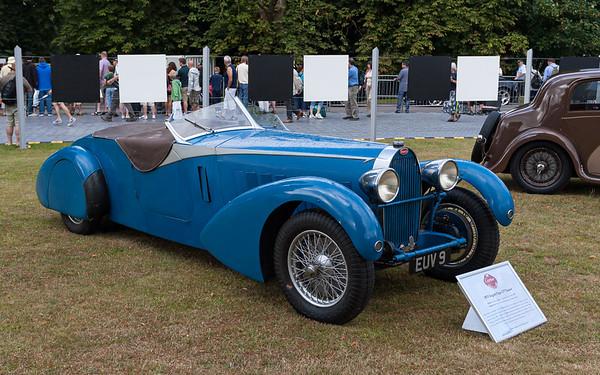 1935 - Bugatti Type 57T Tourer