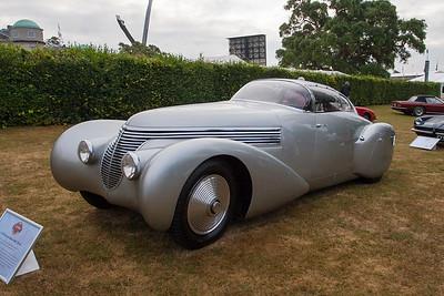 1938 Hispano-Suza H6C Xenia