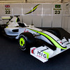 2009 Brawn-Mercedes BGP 001