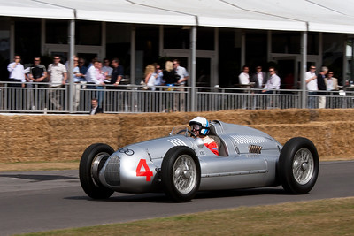 1938 - Auto Union Type D (Nick Mason)