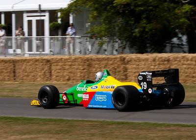 1988 - Benetton-Ford B188
