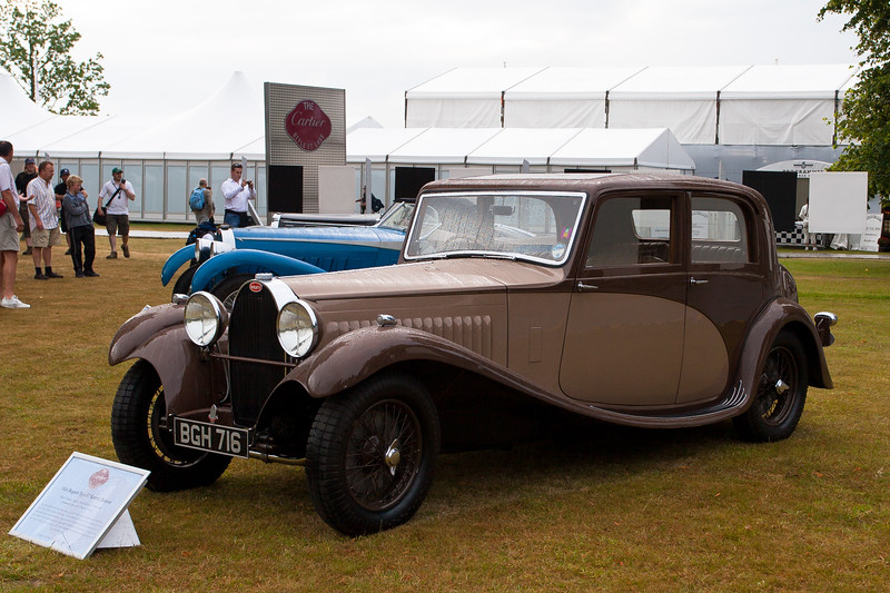 1934 Bugatti Type57 Sports Saloon