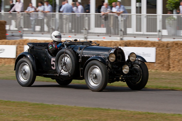 1931 - Bugatti Type 50 Le Mans