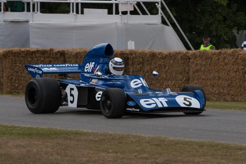 "1973 Tyrrell-Cosworth 006 ""Mark Stewart"""