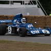 "1973 Tyrrell-Cosworth 006 ""Mark Stewart"""